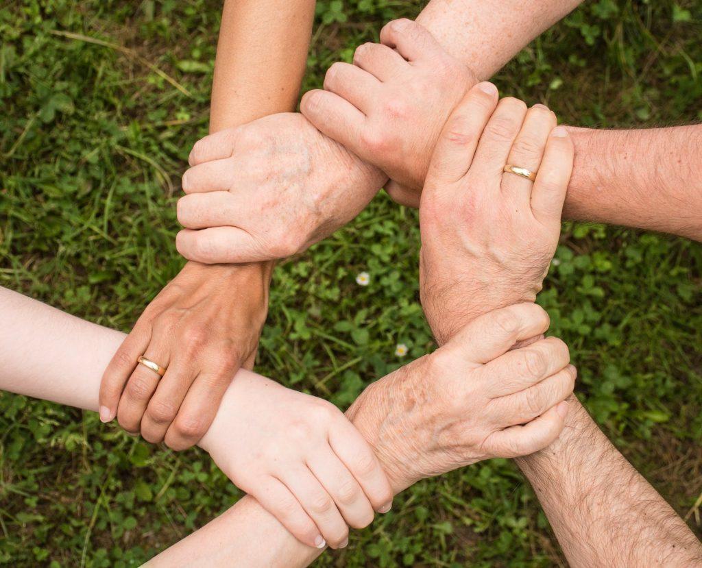 Activité de team building pour la cohésion d'équipe