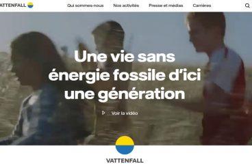 Le suédois Vattenfall propose désormais des offres d'énergie pour particuliers