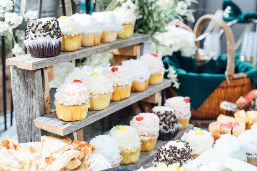 grossiste en boulangerie, cupcakes