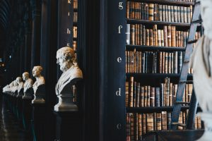 bibliothèque livres de droit